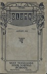 The Columns, West Tennessee State Normal School, 1:1, January 1914