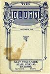 The Columns, West Tennessee State Normal School, 2:2, December 1914