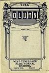 The Columns, April 1916