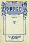 The Columns, West Tennessee State Normal School, 3:5, March 1916