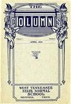 The Columns, April 1914