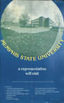 Memphis State University recruitment poster, 1975