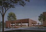 Memphis State University Executive Training Center by Knox Everson