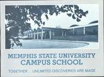 Memphis State University Campus School, circa 1965
