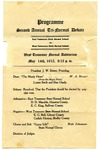 Second Annual Tri-Normal Debate, West Tennessee State Normal School, 1915