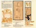 Memphis State University Libraries MVC brochure, 1980s