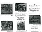 University of Memphis Libraries Special Collections brochure, 1996