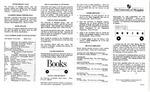 University of Memphis Libraries brochure, 1994