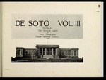 DeSoto yearbook, West Tennessee State Normal School, Memphis, 1920