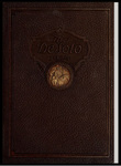 DeSoto yearbook, West Tennessee State Normal School, Memphis, 1924