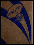 DeSoto yearbook, West Tennessee State Teachers College, Memphis, 1932