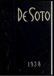DeSoto yearbook, West Tennessee State Teachers College, Memphis, 1938