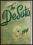 DeSoto yearbook, Memphis State College, Memphis, 1941