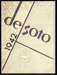 DeSoto yearbook, Memphis State College, Memphis, 1942