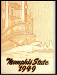 DeSoto yearbook, Memphis State College, Memphis, 1949