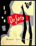 DeSoto yearbook, Memphis State University, Memphis, 1960