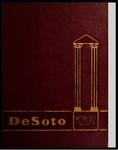 DeSoto yearbook, Memphis State University, Memphis, 1965