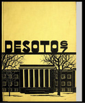 DeSoto yearbook, Memphis State University, Memphis, 1967