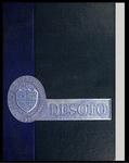 DeSoto yearbook, Memphis State University, Memphis, 1969