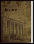 DeSoto yearbook, Memphis State University, Memphis, 1970