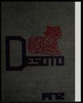 DeSoto yearbook, Memphis State University, Memphis, 1972