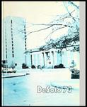 DeSoto yearbook, Memphis State University, Memphis, 1973
