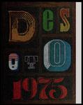 DeSoto yearbook, Memphis State University, Memphis, 1975