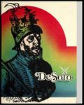 DeSoto yearbook, Memphis State University, Memphis, 1978