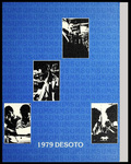 DeSoto yearbook, Memphis State University, Memphis, 1979