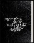 DeSoto yearbook, Memphis State University, Memphis, 1980