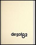 DeSoto yearbook, Memphis State University, Memphis, 1982