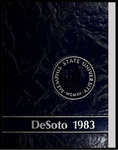 DeSoto yearbook, Memphis State University, Memphis, 1983
