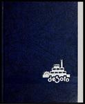 DeSoto yearbook, Memphis State University, Memphis, 1985