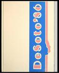 DeSoto yearbook, Memphis State University, Memphis, 1986