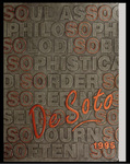 DeSoto yearbook, Memphis State University, Memphis, 1995